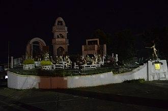 Balangiga massacre - Image: Balangiga massacre memorial