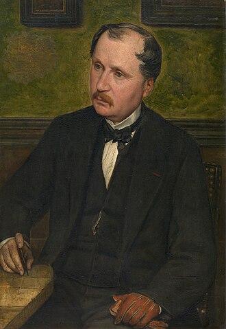 Alphonse Balat - Image: Balat par Leys