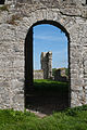 Ballybeg Priory St. Thomas View from Western Doorway to the Choir Window 2012 09 08.jpg