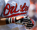 Baltimore Orioles batting gloves (7436167842).jpg