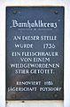Bamhaklkreuz, Poysdorf - plaque.jpg