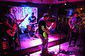 Banda directo al fin presentándose en el cuervo bar.jpg
