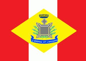 Flag of Amapá - Image: Bandeira Amapa Projeto