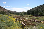 Bandelier National Monument Tyuonyi Village 3 2006 09 04.jpg