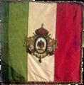 Bandera del Imperio de Maximiliano (II Imperio Mexicano).png