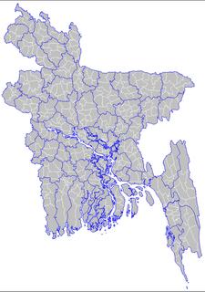 Upazilas of Bangladesh third-level administrative divisions of Bangladesh