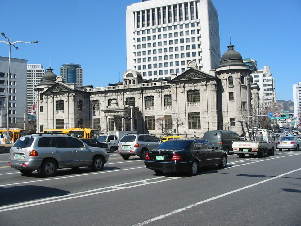 Bank of Korea 002