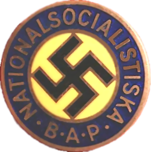 Swedish National Socialist Farmers' and Workers' Party - Party symbol