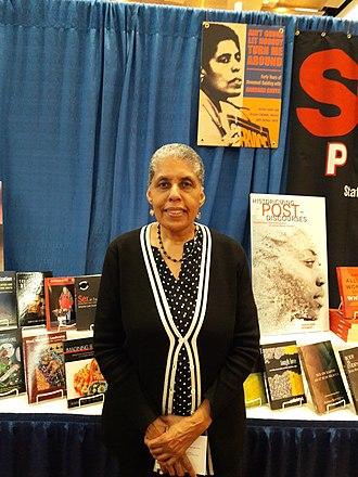 Barbara Smith - Image: Barbara Smith at NWSA 2017