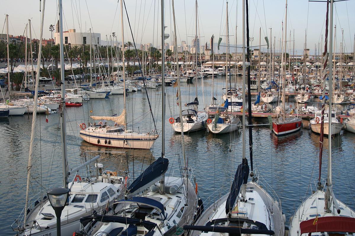 Port ol mpic wikipedia - Port de plaisance barcelone ...