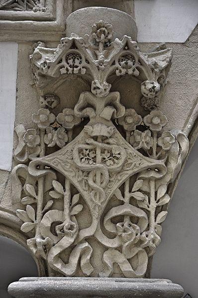 File:Barcelona (Passeig de Sant Joan). Macaya House (Casa Macaya). 1898-1901 Josep Puig i Cadafalch, architect (27166556413).jpg