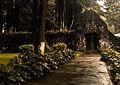 Barda divisora de la Capilla de los Secretos y el ex Convento.jpg