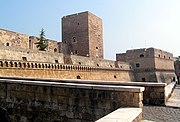 The castello, Bari