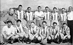 Barracas Central - Barracas Central in 1944. That team won the Primera C title.