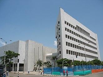 Bank of the Republic (Colombia) - Banco de la República at Barranquilla.