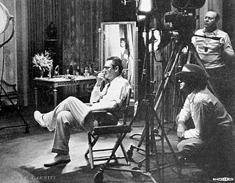 The Rogue Song - Lionel Barrymore directing The Rogue Song