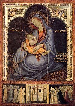Bartolomeo da Camogli, Madonna dell'Umiltà, 1346, Galleria Regionale della Sicilia, Palermo,.jpg