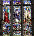 Bartolomeo di pietro e mariotto di nardo, vetrata del presbiterio di s. domenico a perugia, 05.jpg