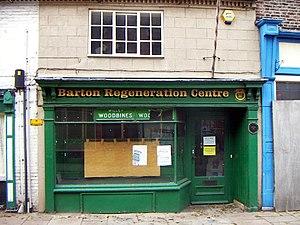 Barton Regeneration Centre. Barton Regeneratio...