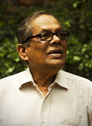 Bashirul Haq - Haq at studio