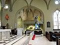 Basilica of St. Mary interior - Alexandria, Virginia 04.jpg