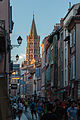 Basilica of St. Sernin - Bell tower - 2014-09-20.jpg