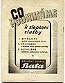 Bata advertising, Pionyr, 1945 (17118297759).jpg
