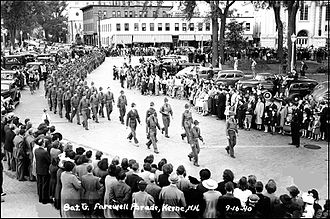New Hampshire Army National Guard - New Hampshire National Guard in 1940