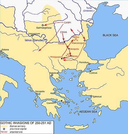 The Gothic Invasions of 250-251 AD Battle of Abritus.jpg
