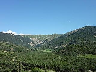 Bayons Commune in Provence-Alpes-Côte dAzur, France