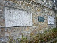 Bayreuth 14.04.10 Hohenzollernring Stadtmauer Wagner-Opern Emil Hipp.JPG