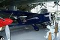 Beech D17A Traveler Staggerwing RSideFront EASM 4Feb2010 (14591052295).jpg