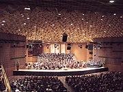 Beethovenhalle, Bonn, interior 2007