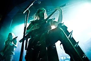 Behemoth (band) - Live at 2008's Hole in the Sky