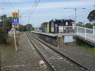 Bellambi railway station