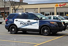 Ford Police Interceptor Utility Edit