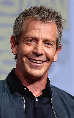 Ben Mendelsohn - Mendelsohn at the 2017 San Diego Comic-Con