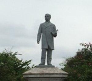 Presidente Hayes Department - Monumento de Benjamín Aceval
