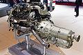 Bentley moteur Mulsanne Twin Turbocharged V8 - Mondial de l'Automobile de Paris 2014 - 004.jpg