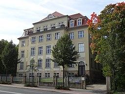 Bergstraße in Dresden