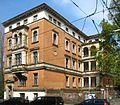 Berlin, Mitte, Invalidenstrasse 4A, Pfarrhaus Elisabethkirche.jpg