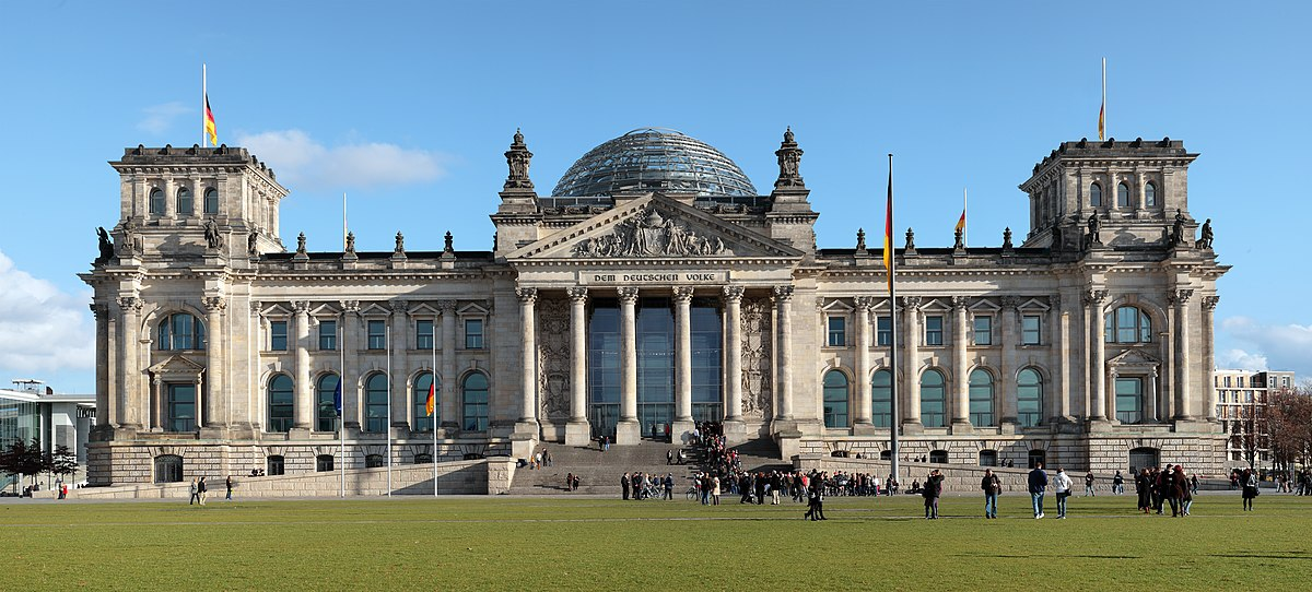 palais du reichstag wikip dia. Black Bedroom Furniture Sets. Home Design Ideas
