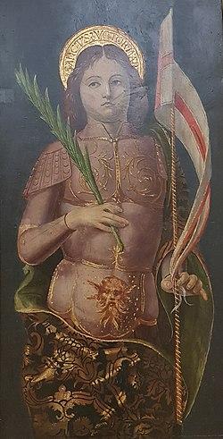 Bernardo Zenale - Saint Victor.jpg