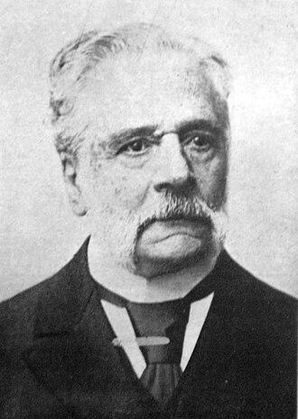 1892 Argentine presidential election - Image: Bernardo de Irigoyen