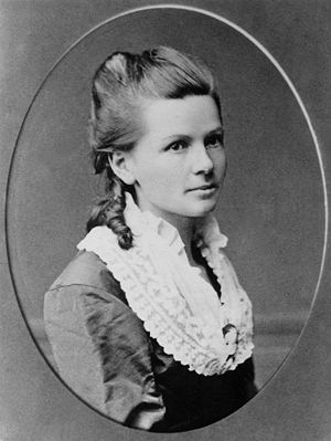 Bertha Benz Memorial Route - Bertha Benz (1849–1944)