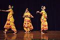 Bharatanatyam - Opening Ceremony - Wiki Conference India - CGC - Mohali 2016-08-05 6527.JPG