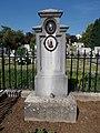 Bia Catholic cemetery, Tomb of Pilbauer family (1868). - Biatorbágy, Pest County, Hungary.jpg