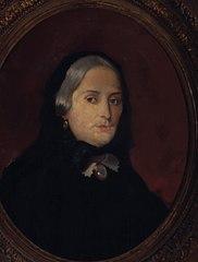 Retrato de Francisca Miquelina P. do Amaral (Viscondessa de Indaiatuba)