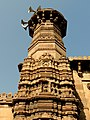 Bibiji's masjid Jhulta minar Gomtipur Ahmedabad 06.jpg
