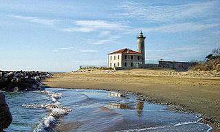 Punta Tagliamento Lighthouse